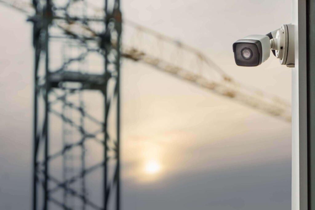 Business CCTV monitoring