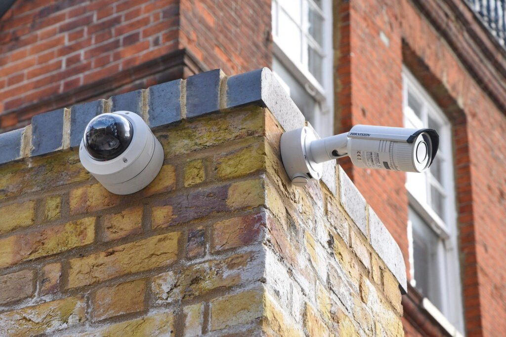 School CCTV security system