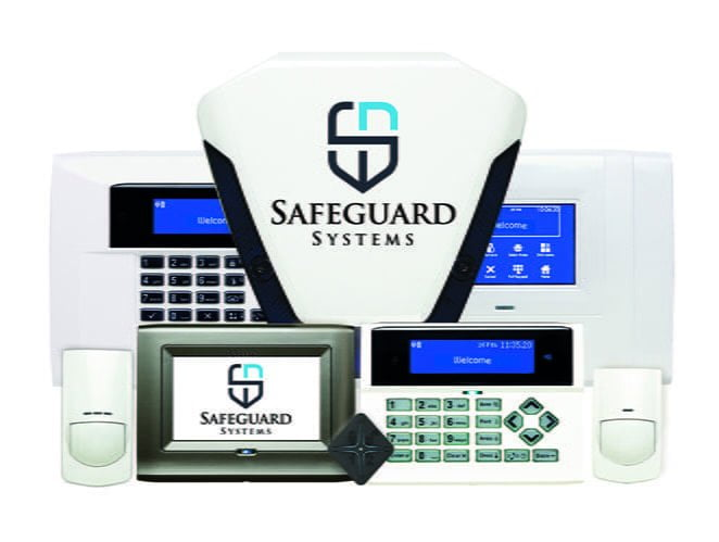 Different types of intruder alarms wired and wireless