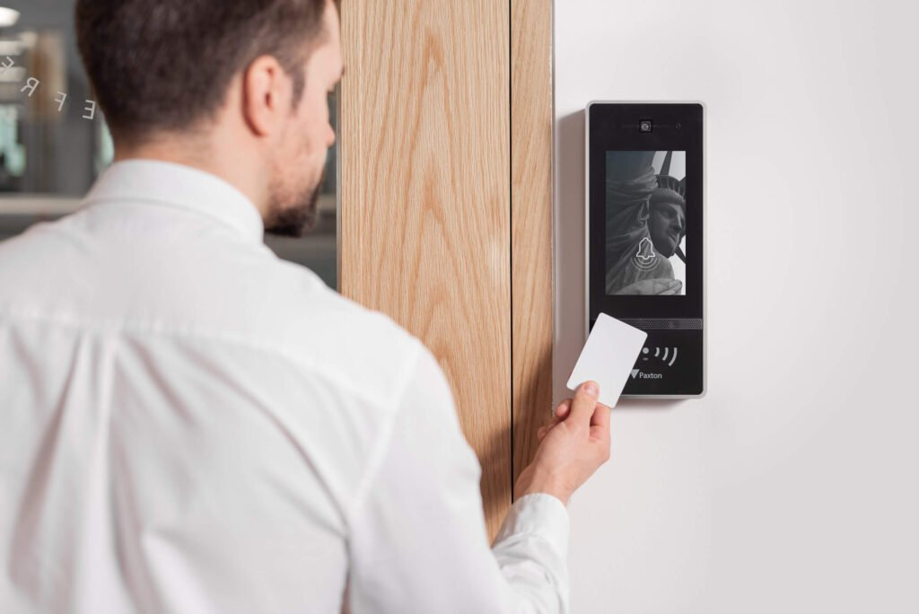 Net2-Entry Paxton Access Control Keyless