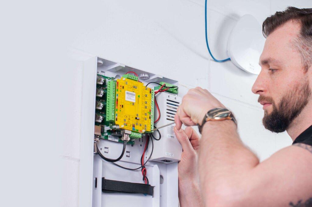 Paxton Access Control & Door Entry Installation