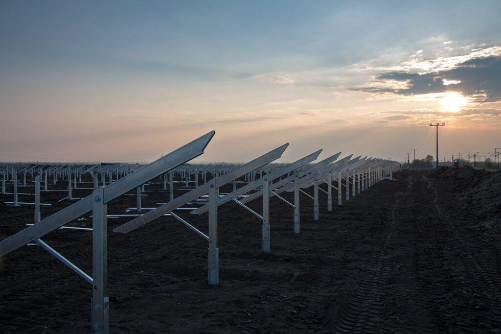 Solar Farm Low Light Security